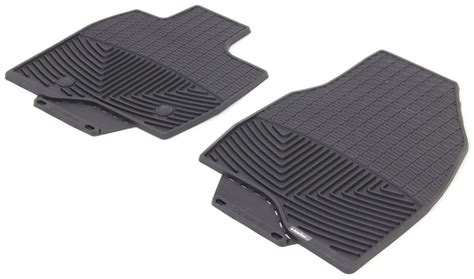 Ford Explorer All Weather Floor Mats - 2016 ford explorer weathertech all weather front floor