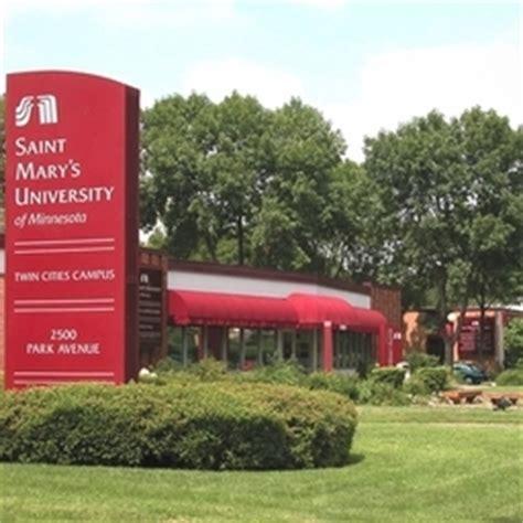 st marys university minnesota profile rankings data