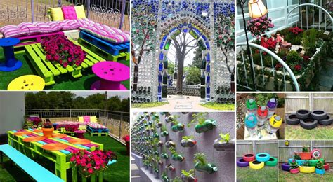 Creative Diy Gardening Ideas With Recycled Items