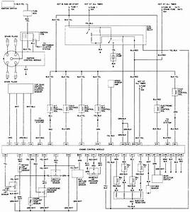 1988 Honda Accord Radio Wiring Diagram