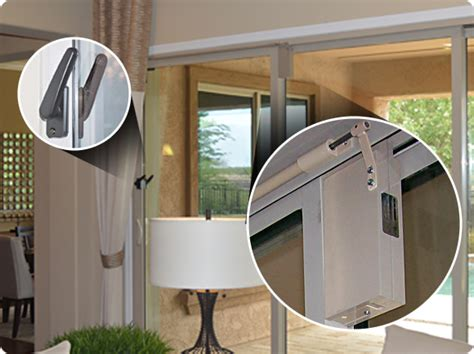 residential sliding door closers door closing systems