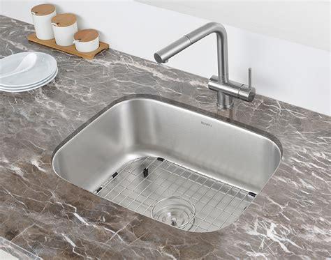 undermount kitchen sink 24 inch cabinet ruvati 24 inch undermount 16 stainless steel kitchen
