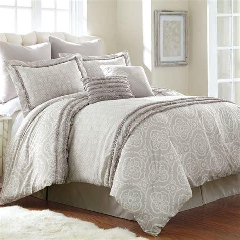 ceci geometric printed 8 piece comforter set