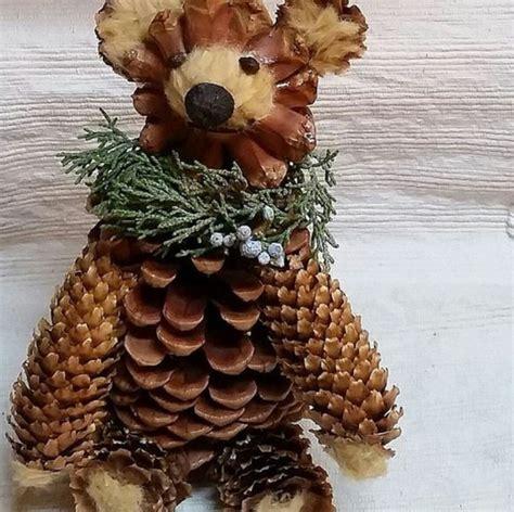decoration avec une pomme pommes de pin pour la d 233 co de no 235 l 58 id 233 es en photos archzine fr