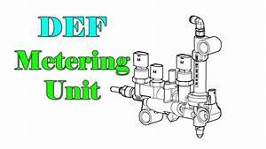 Detroit Diesel Def Metering Unit