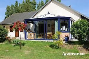 Veranda à L Ancienne : veranda rouen v randas pergolas sur mesure devis gratuit ~ Premium-room.com Idées de Décoration