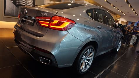 Locally-assembled Bmw X6 Launched, Car Prices May Go Up In