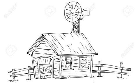 Cartoon Farm House Collection (76