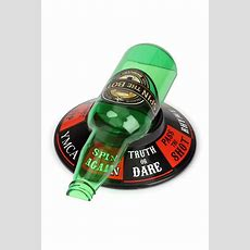 Spin The Bottle Drinking Party Game Beer Bottle Kissing By