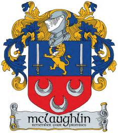 McLaughlin Family Coat of Arms