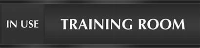 Sign Meeting Training Signs Door Vacant Slider