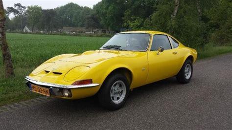 1974 Opel Gt by Opel Gt 1974 Auto