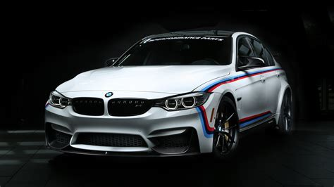 2016 Bmw M3 With M Performance Parts Pictures, Photos