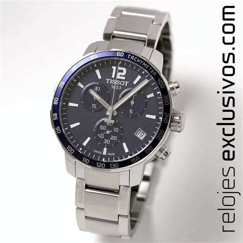 Tissot Quickster Chronograph T0954171104700  Relojes