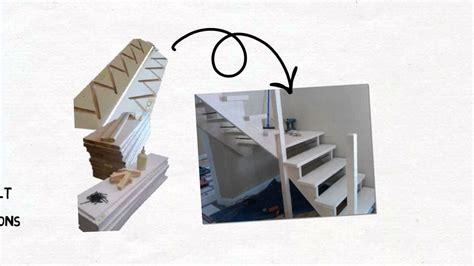 Basement Stairs Prefab Basement Stair Kits-youtube
