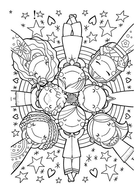 mandala per bambini da colorare mandala per equilibrare benessere bambini nuova era
