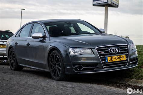 Audi S8 by Audi S8 D4 29 January 2017 Autogespot