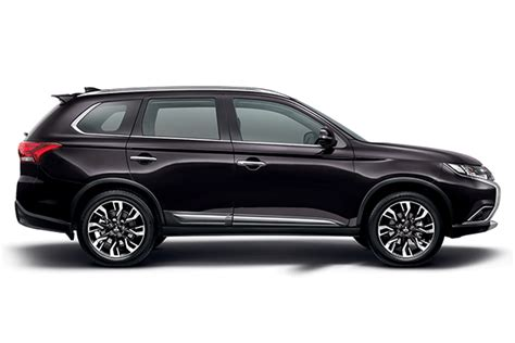 Mitsubishi Outlander Mileage by New Mitsubishi Outlander Prices Mileage Specs Pictures