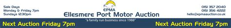 Ellesmere Car Auction by Car And Auctions Cheshire Wirral Merseyside
