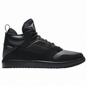 Jordan Fadeaway Men 39 S Casual Shoes Black White