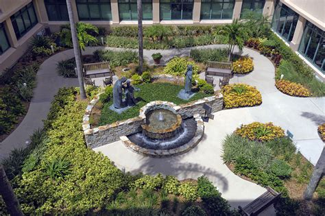 garden park hospital landscaping hospitals six things to consider for healing