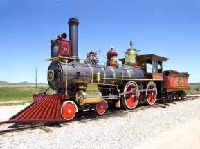 Union Pacific 119 Steam Train
