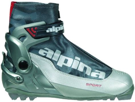 Alpina S Combi Sport Series Cross-country Nordic Ski Boots