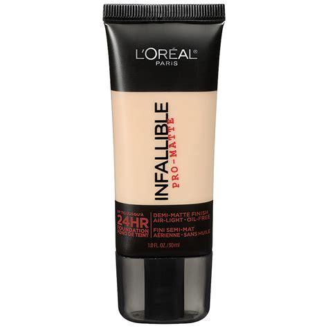 L Oreal Infallible Pro Matte Foundation l oreal infallible pro matte foundation shell beige