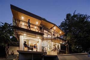 Balcony, House, By, Laboratory, Sustaining, Design