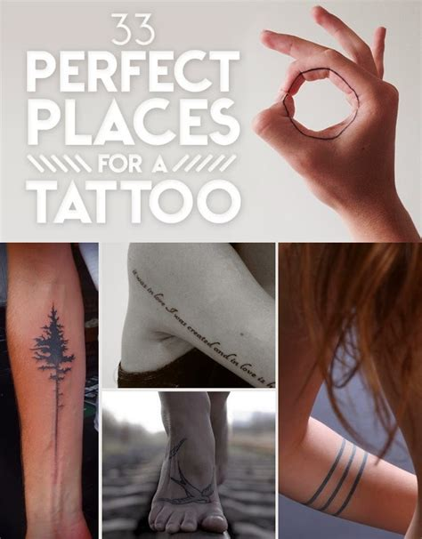 perfect places   tattoo  idea king