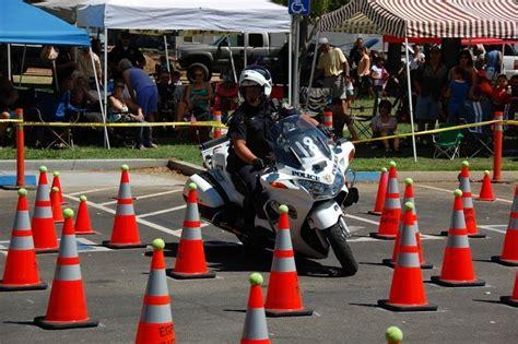 Elk Grove Police Motorcycle
