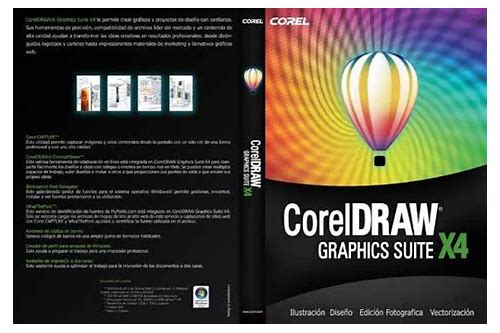 corel draw x6 descargar gratis softonic