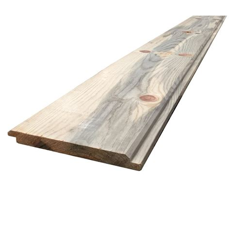 Pine Shiplap Siding For Sale by Pacific Industries 8 In X 96 In Blue Pine Shiplap