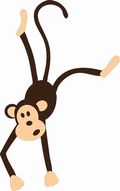 Monkey Clker Clip Domain Clipart Printable