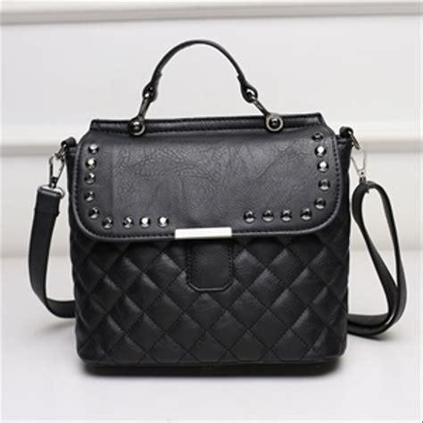 jual tas import smk21321 black tas fashion tas wanita tas slempang tas terbaru tas