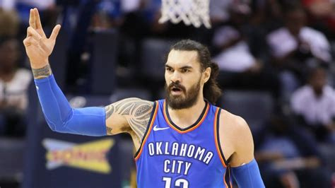 Steven Adams on 'writing' his autobiography: 'I can barely ...