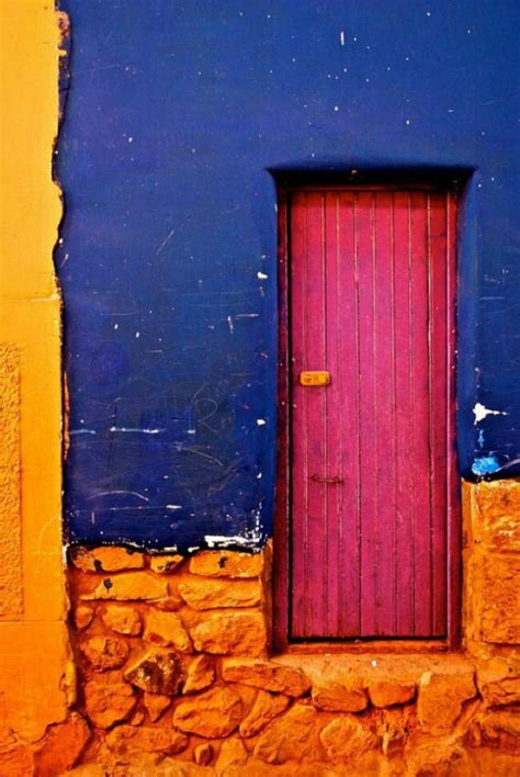 Colourful Door by Unbelievably Beautiful Doors From Around The World