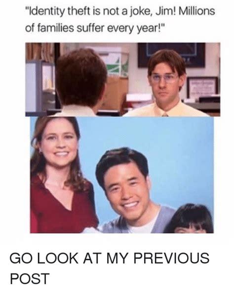 Identity Theft Meme - 25 best memes about identity identity memes