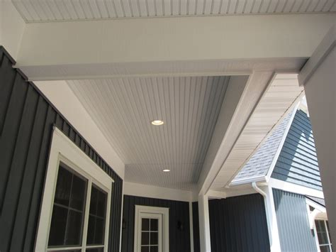 front porch ceiling idea home exterior