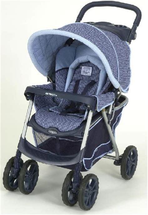 graco recalls quattro  metrolite strollers due