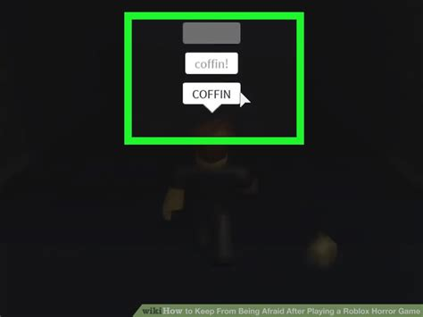 How To Keep From Being Afraid After Playing A Roblox