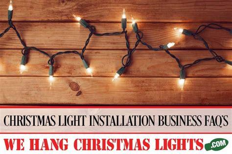 blog christmas light franchisee professional christmas lights