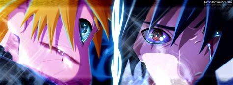 Naruto Vs Sasuke By Lavirr On Deviantart