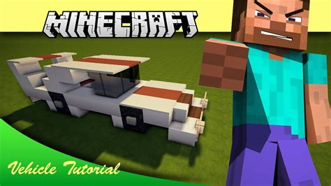minecraft muscle car minecraft vehicle tutorial road runner muscle car youtube