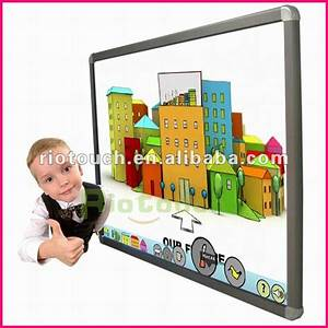 82  U0026quot  Smart Board  No Projector Interactive Whiteboard With
