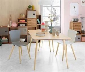 Table Salle A Manger Petite Largeur : petite table salle manger table salle a manger bois brut trendsetter ~ Teatrodelosmanantiales.com Idées de Décoration