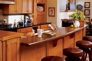 Simply elegant home designs blog february 2011 for Kitchen island images