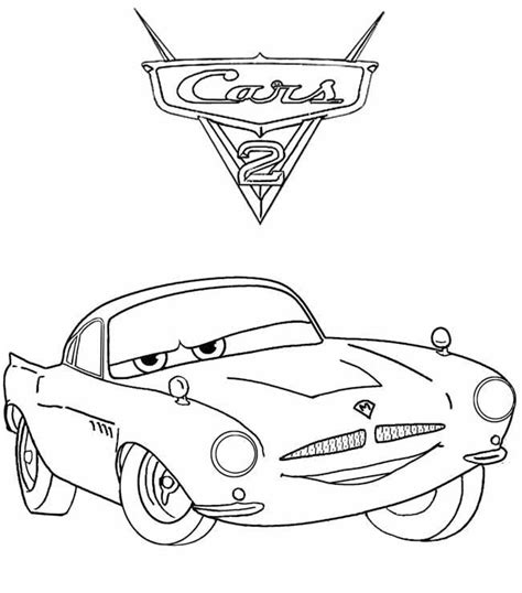cars characters coloring coloring pages of cars 2 coloring pages ideas reviews