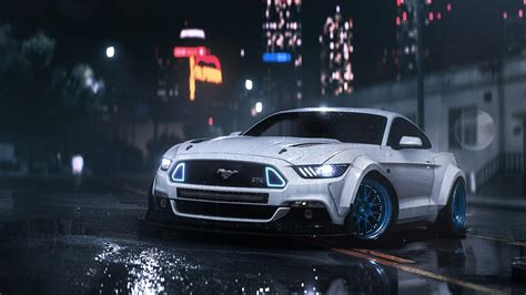 1920x1080 Mustang Need For Speed Payback Laptop Full Hd
