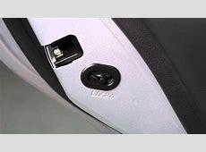 2015 Infiniti Q40 Child Safety Rear Door Locks YouTube
